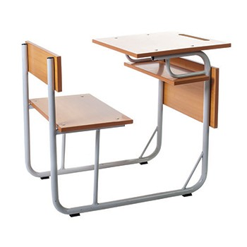 Mesa de aluno monobloco Combi