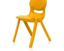 Cadeiras Flex Amarelo