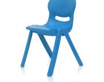 Cadeiras Flex Azul