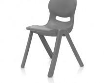 Cadeiras Flex Cinza escuro